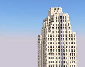 Herald Square Building 3D print model
