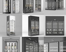 3D Enofrigio wine cooler collection