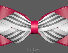 Bow Tie 03- 3D printable model