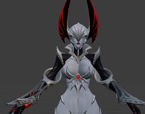 Arcdeva Sorcerer Character 3D asset