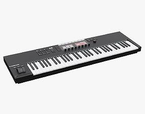 Native Instruments Komplete Kontrol S61 MK2 3D