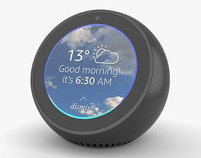 3D Amazon Echo Spot Black