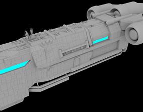 3D CR25 troop carrier
