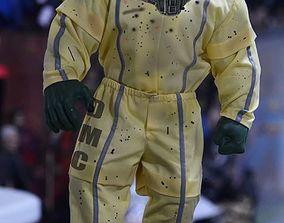 Juggernaut Helmet from Deadpool Movie 3D print model