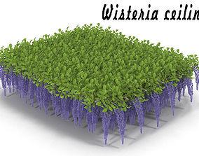 Wisteria ceiling 3D