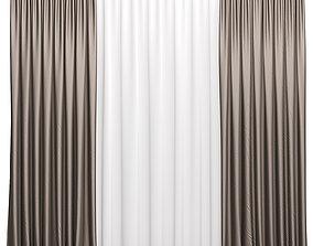 3D Curtains 6