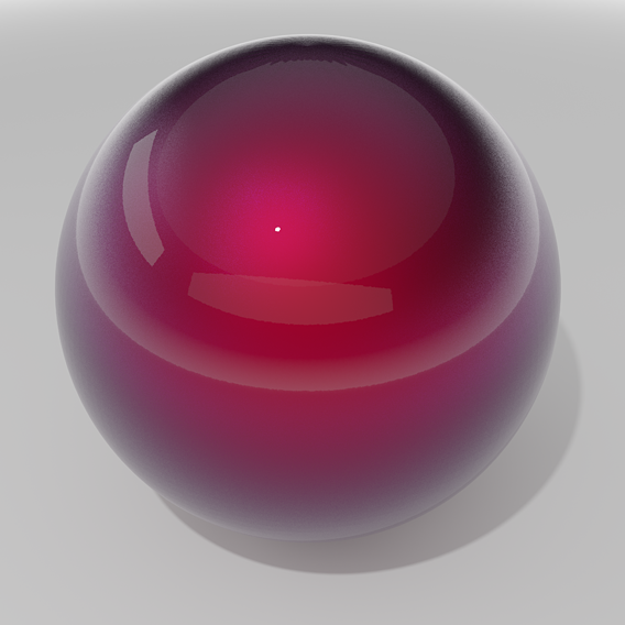 Procedural Metal flake shader that I've created