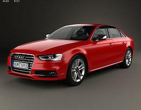 Audi S4 2013 3D