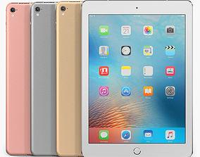 Apple iPad Pro 9-7 3D model