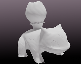Pokemon Ivysaur 3D printable model