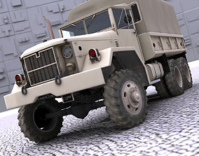 WW2 Truck M-35 3D model