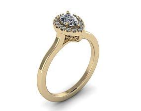 3D print model Diamond Jewelry Ring brilliant