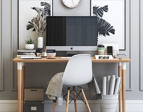 3D Home and office workplace 17