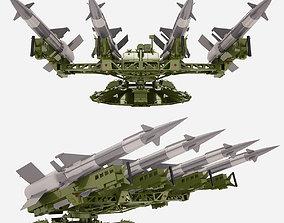 3D SA-3 Goa Rockets
