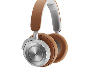 3D BeoPlay HX Timber Headphones by Bang and Olufsen