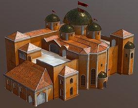 Medieval Fantasy House 13 3D