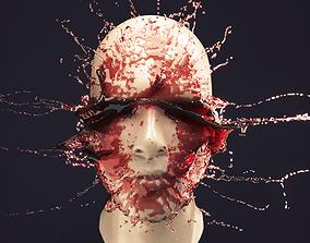 Splash Head 5 3D