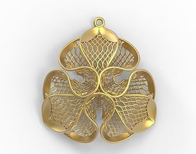free Pendant Jewellery Design Fusion 3D Print Model