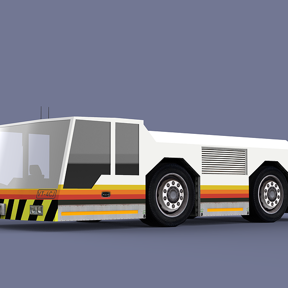 Push-back Truck