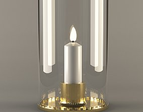 3D Candle Holder 02