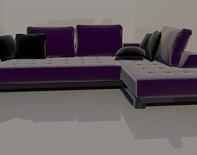3D model A Comfortable Sofa