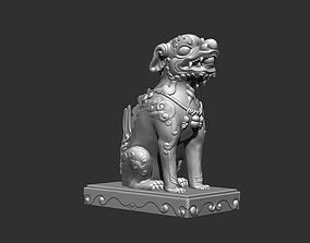 3D print model Ancient Mascot