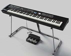 3D model Roland RD-700GX