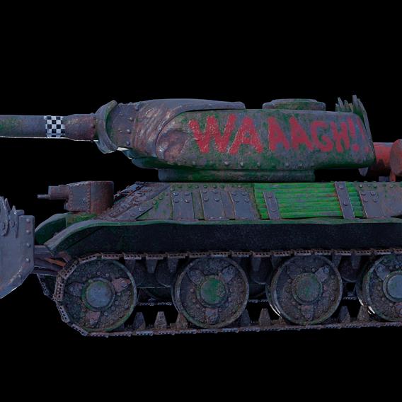 Ork Tank T-34-85