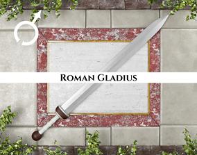 Ancient Roman Gladius 3D model