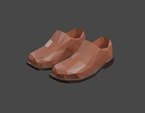 Shoe00 3D asset