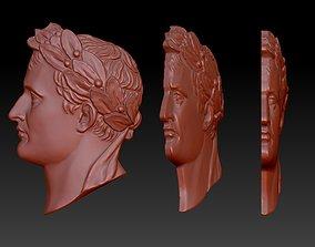 3D print model Augustus