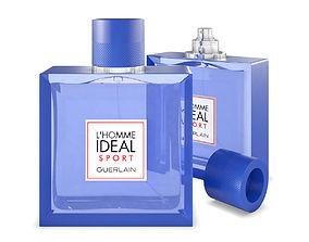 3D model Guerlain LHomme Ideal Sport Perfume