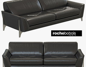 Roche Bobois REFLEXION LARGE 3-SEAT SOFA 3D model