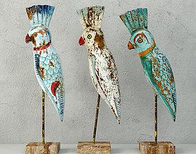 3D Decorative Mittus 2
