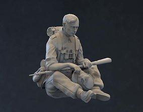 schmeiser 3D print model German soldier