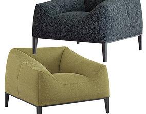 armchair Leon 3D