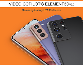 Element3D - Samsung Galaxy S21 Collection