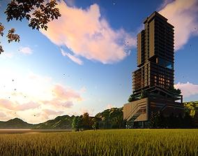 Grandlife Condominium 3D