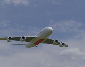 3D air AirBus A380