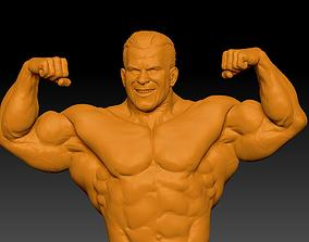 3D print model Jay Cutler Mr Olympia