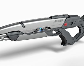 3D Phaser rifle from the movie Star Trek Into Darkness
