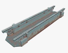 3D asset Floating Dock 1