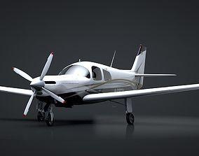 Ruschmeyer R90 230RG Rigged C4D 3D