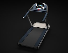 Jog machine 3D model