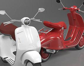 street Vespa Sprint 946 3D model