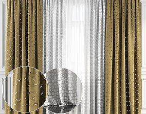 Curtain Set 128 3D
