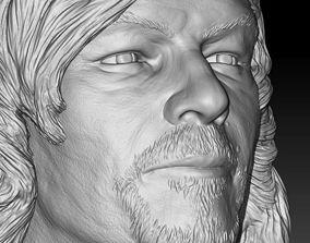 Norman Mark Reedus 3D printable model