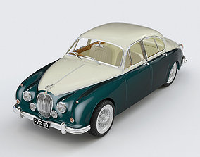 3D Jaguar Mark II
