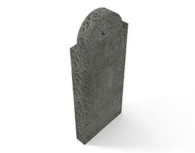 3D asset Tomb 8
