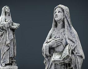 Saint Teresa of Jesus 3D asset
